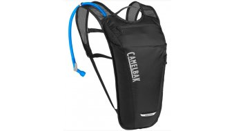Camelbak Rogue Light zaino idrico incl. 2 litri-sacca idrica light nero/argento (2 litri- volume)