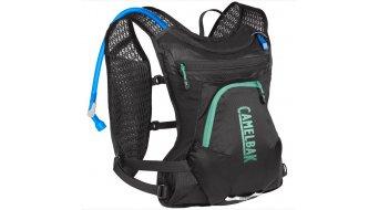 Camelbak Chase Bike Vest Trinkweste da donna incl. 1.5 litri-sacca idrica nero/mint (1.5 litri- volume)