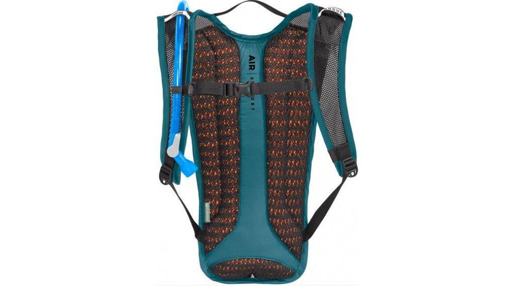 Camelbak Rogue Light mochila con sistema hidratante Señoras incl. 2 litros-bolsa hidratante light dragonfly teal/azul (5L-Packvolumen)