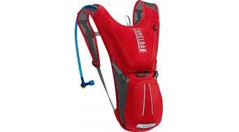 Camelbak Rogue mochila con sistema hidratante rojo (Packvolumen: 3L+2L Reservoir)