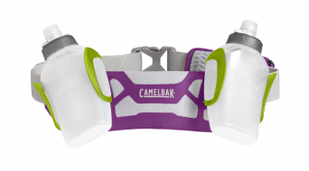 Camelbak Arc 2 Trinkgurt purple cactus flower (Volumen: 0.33L+2 bidones a 295ml)