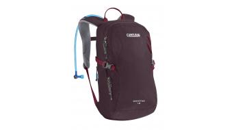 Camelbak Day Star 18 mochila con sistema hidratante Señoras-mochila (Packvolumen 16L+2L Reservoir)