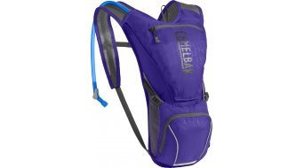 Camelbak Aurora 水袋背包 女士 含有2.5 公升-水袋 deep purple/graphite (5L-容积)