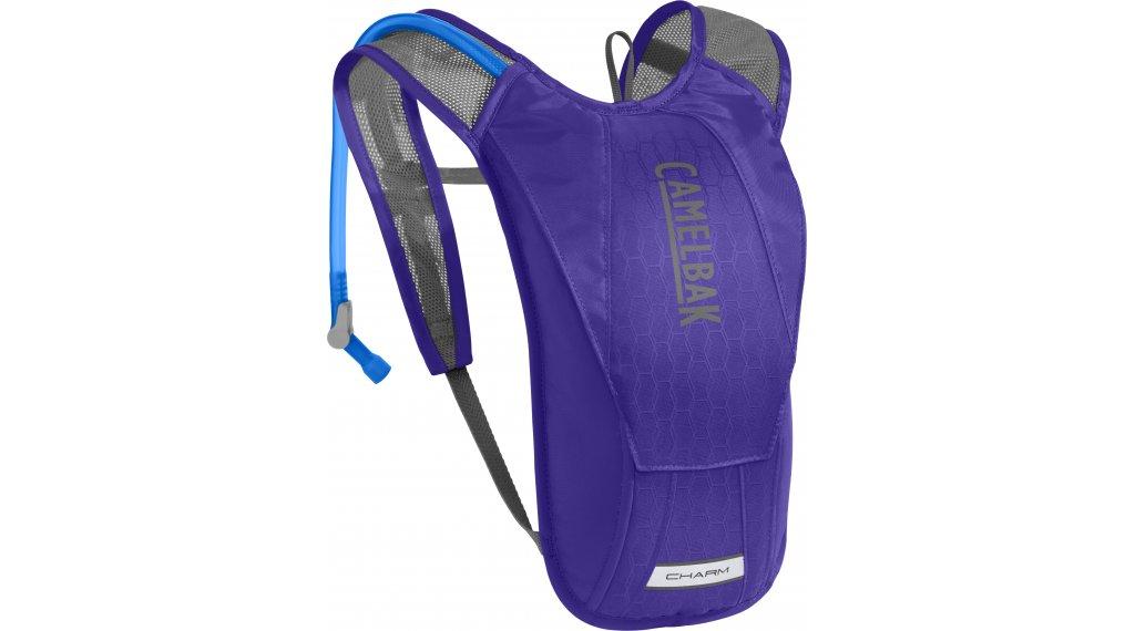 Camelbak Charm 水袋背包 女士 含有1.5 公升-水袋 deep purple/graphite (1.5L-容积)