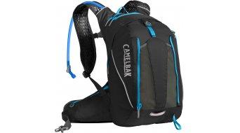 Camelbak Octane 16 X batoh s pitným vakem včetně 3 litr/ů-pitný vak black/atomic blue (16L-Packvolumen)