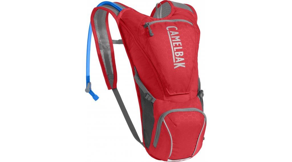 Camelbak Rogue 水袋背包 含有2.5 公升-水袋 racing red/silver (5L-容积)