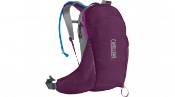 Camelbak Sequoia 18 水袋背包 女士 含有3 公升-水袋 plum/purple cactus flower (18L-容积)