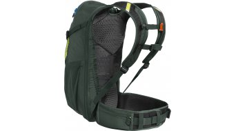 Camelbak K.U.D.U. Protector 20 双肩背包 有后背protektor (无 水袋) 型号 S/M deep forest/brilliant blue