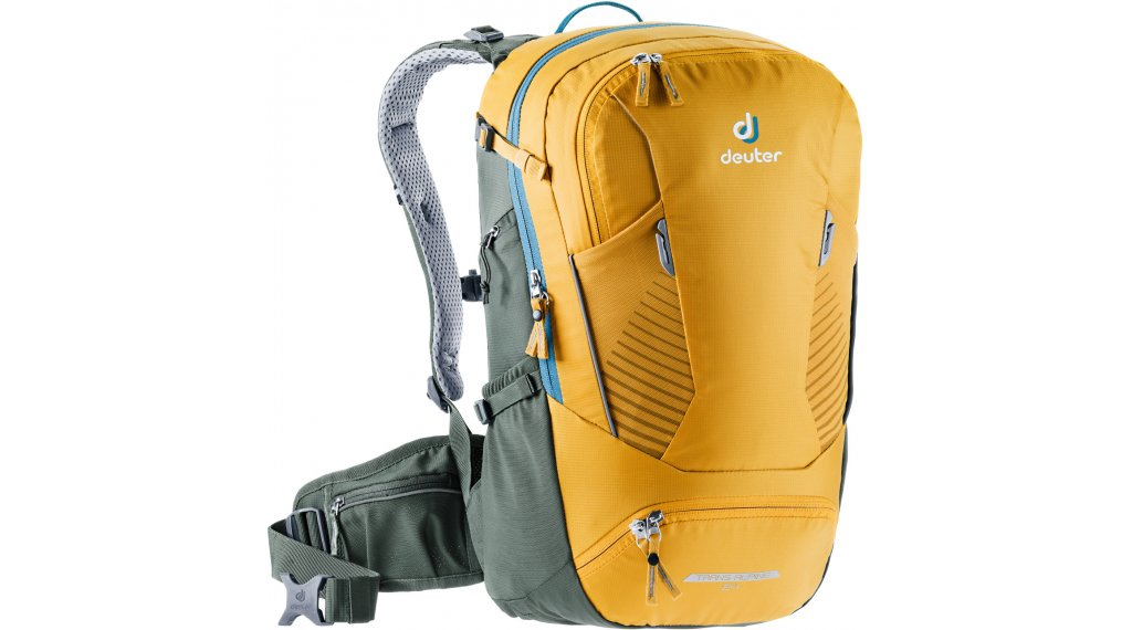 Deuter Trans Alpine 24 双肩背包 curry-ivy