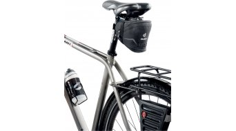 Deuter Bike Bag IV Satteltasche black