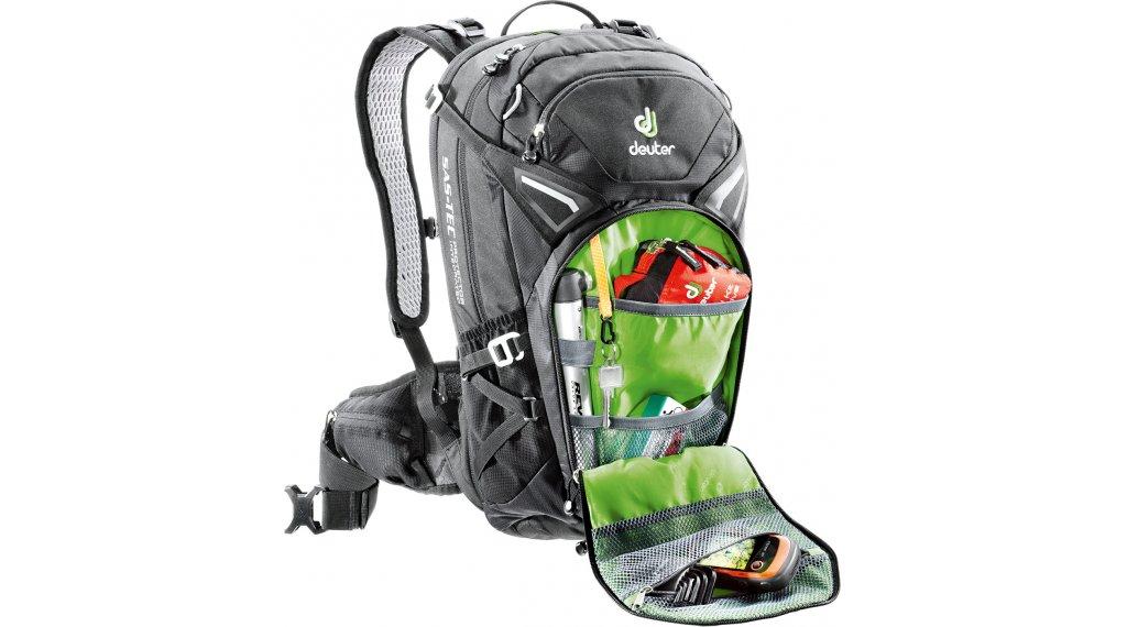elegant und anmutig tolle Passform große sorten Deuter Attack 20 backpack black