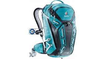 Deuter Attack Tour 28 zaino petrol-black