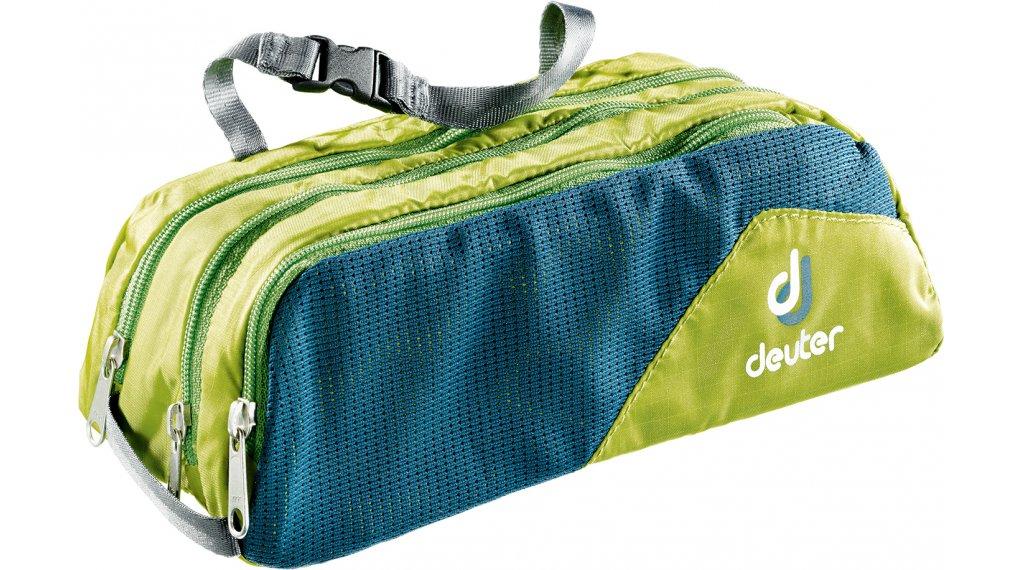 Deuter Wash Bag Tour II 洗漱包 moss-arctic
