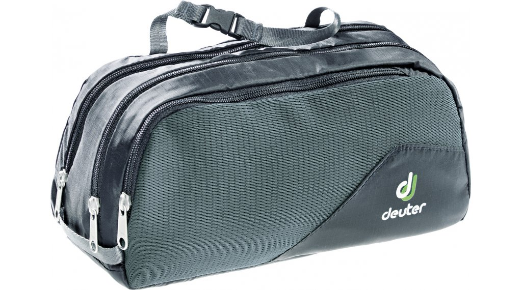 Deuter Wash Bag Tour III Kulturbeutel black-granite