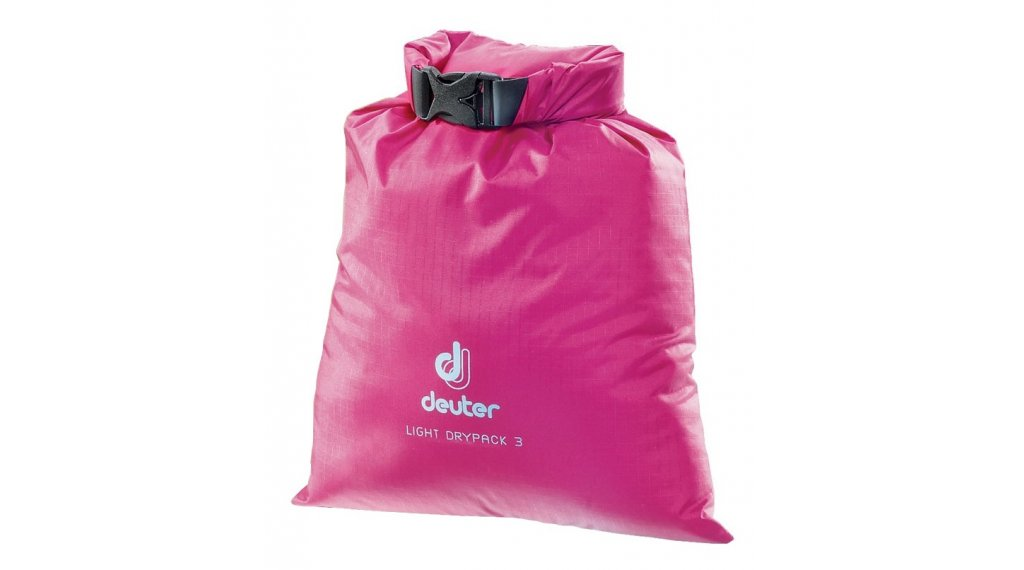 Deuter Light Drypack Packsack 3 magenta