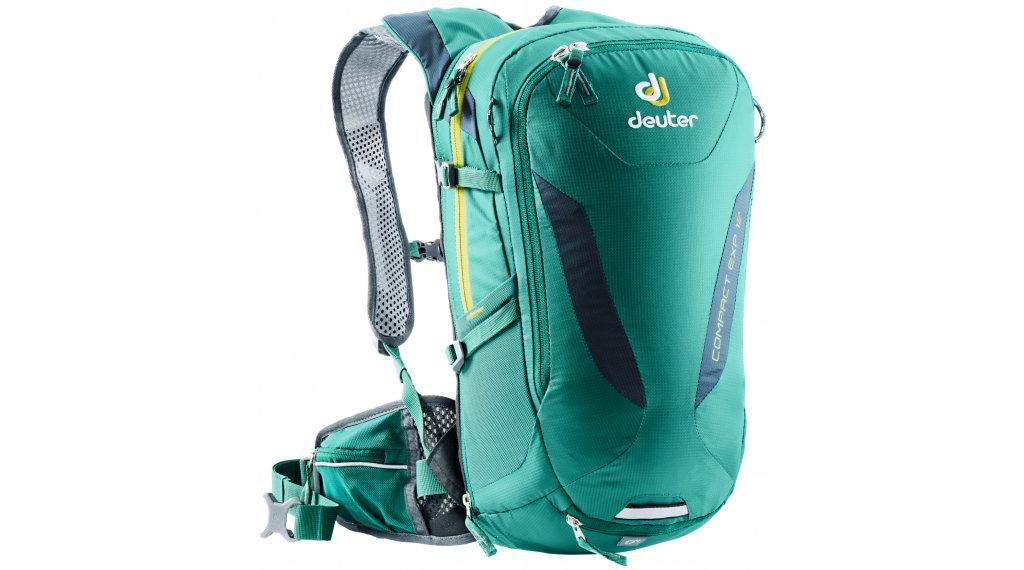 Deuter Compact EXP 12 双肩背包 alpinegreen-midnight