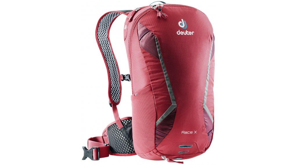 Deuter Race X 12 双肩背包 cranberry-maron