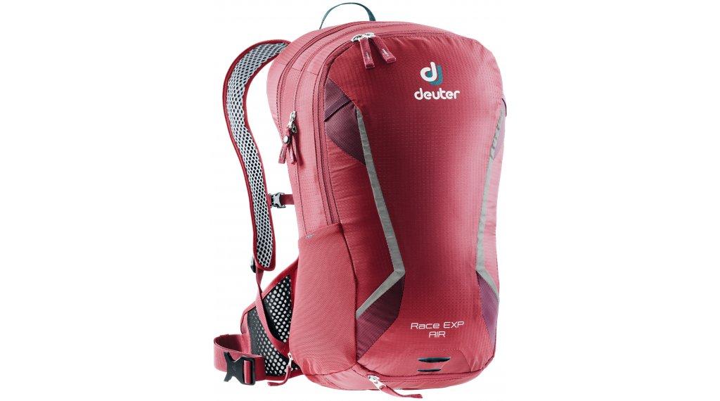 4789c1a09ad Deuter Race EXP Air backpack 14+3 Liter cranberry-maron