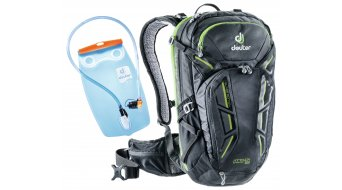 Deuter Attack Enduro 16 sac à dos Black Edition Bundle