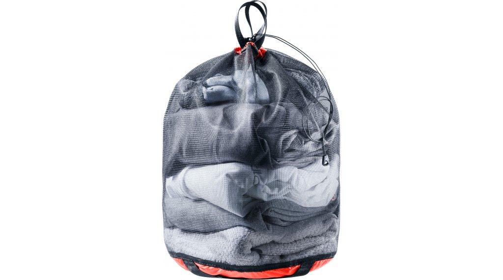 Deuter Mesh Sack Packtasche 5 papaya-black