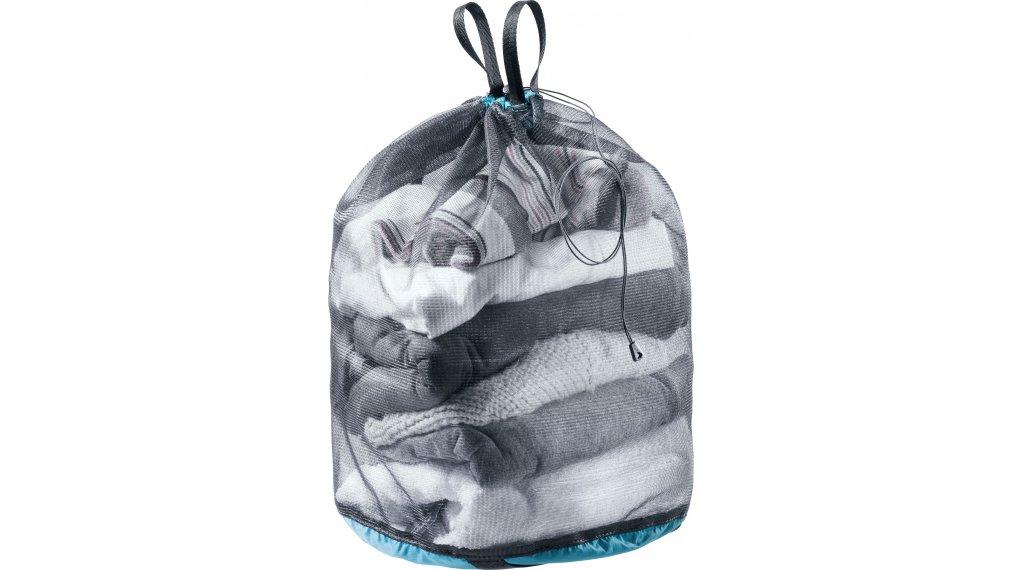 Deuter Mesh Sack Packtasche 10 petrol-black