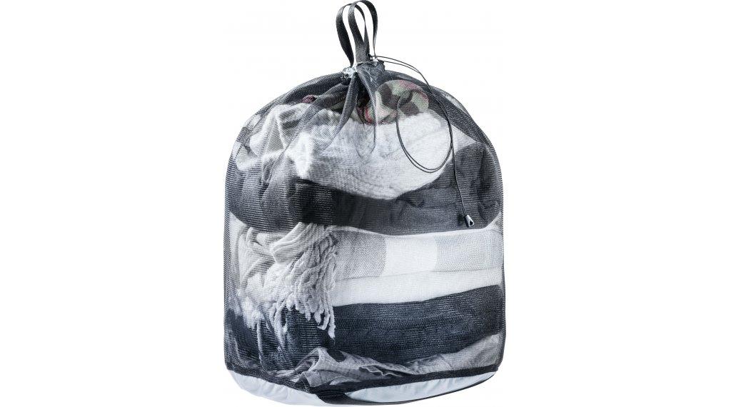 Deuter Mesh Sack Packtasche 18 tin-black