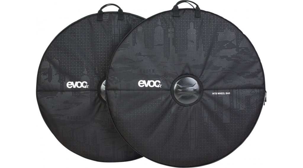 EVOC MTB wheel pocket black 2020
