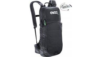 EVOC CC 10L+2L 双肩背包 有水袋 black 款型 2020