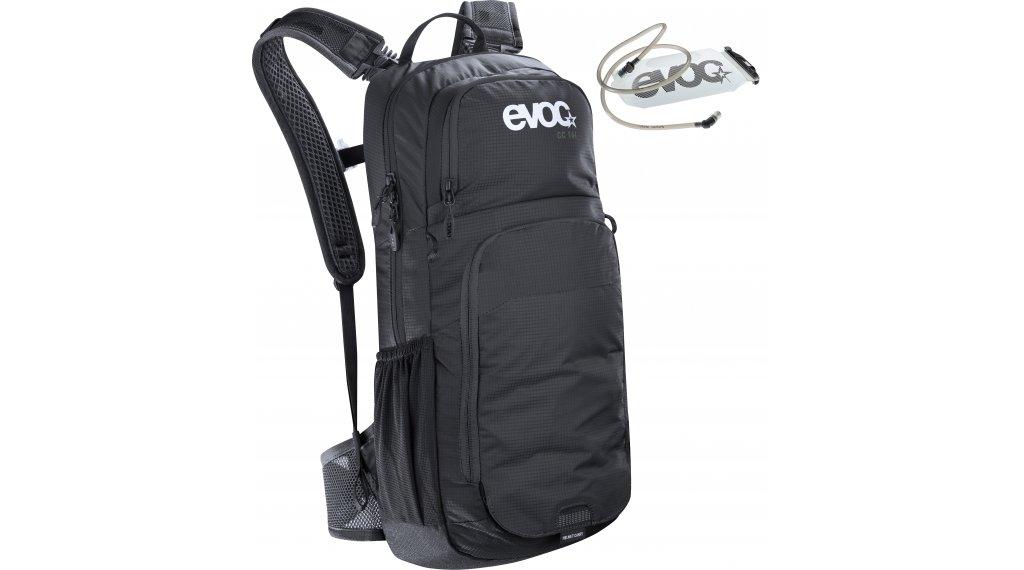 EVOC CC 16L+2L 双肩背包 有水袋 black 款型 2020