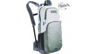 EVOC CC 16L+2L hátizsák mit ivótartály white-olive 2017 Modell