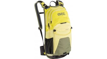 EVOC Stage 12L backpack sulphur-yellow-olive 2018