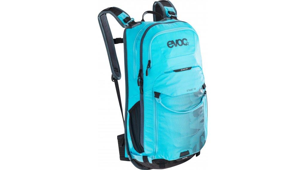 EVOC Stage 18L batoh neon blue model 2019