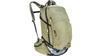EVOC Explorer PRO 30L 双肩背包 heather light olive 款型2020