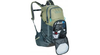 EVOC Explorer Pro 26L Rucksack heather light olive-heather slate Mod.2020