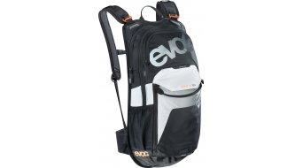 EVOC Stage Team 12L 双肩背包 black-white-neon 橙色 款型 2020