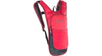 EVOC CC 2L + 2L Rucksack red