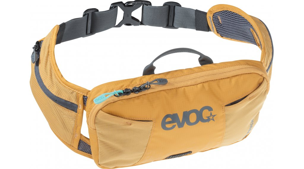 EVOC Hip Pouch belt pocket 1 litre loam 2020