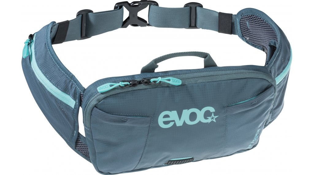 EVOC Hip Pouch belt pocket 1 litre slate 2020