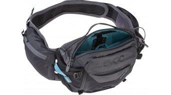 EVOC Hip Pack PRO 3L belt pocket incl. 1.5L reservoir black/carbon grey 2020