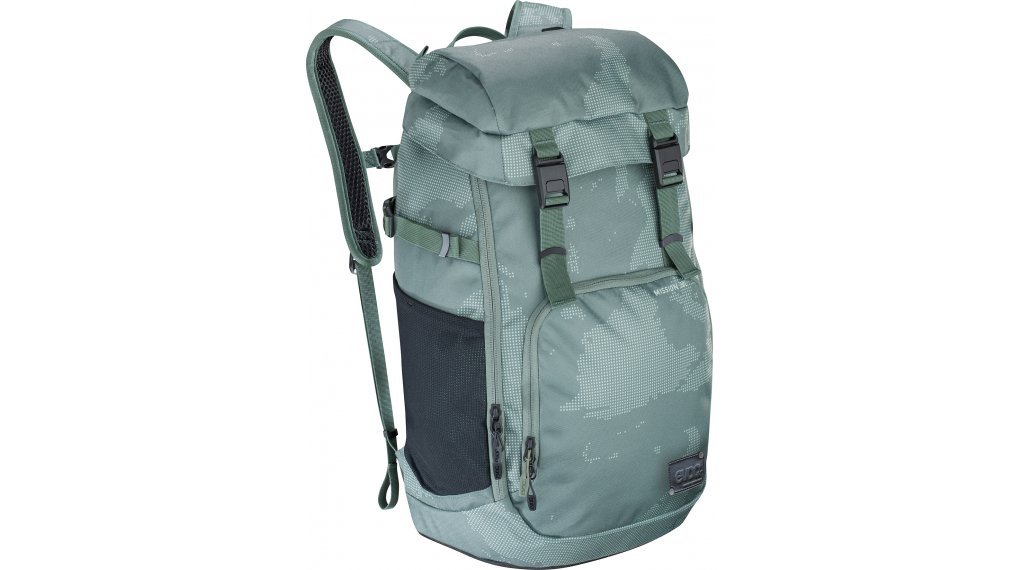 EVOC Mission PRO 28L 双肩背包 型号 均码 olive 款型 2020