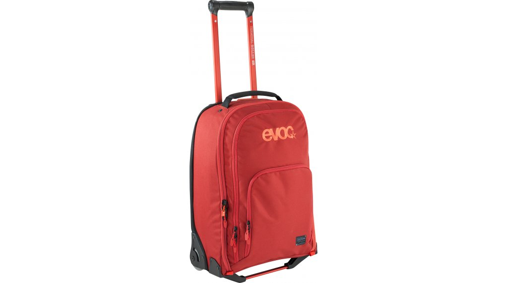 EVOC Terminal Roller 40L Reisetrolley chili red