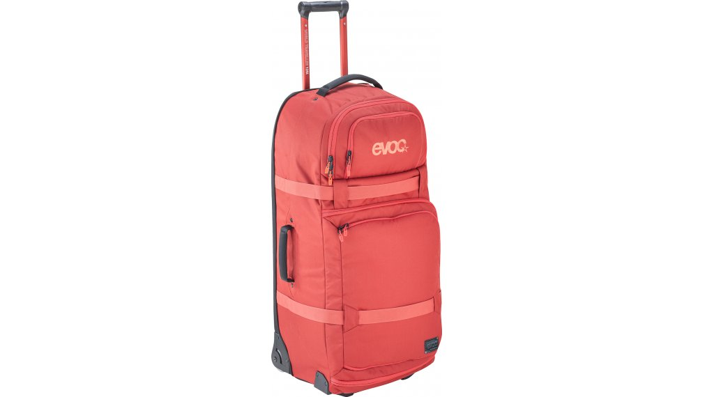 EVOC World Traveler 125L travel bag chili red 2019