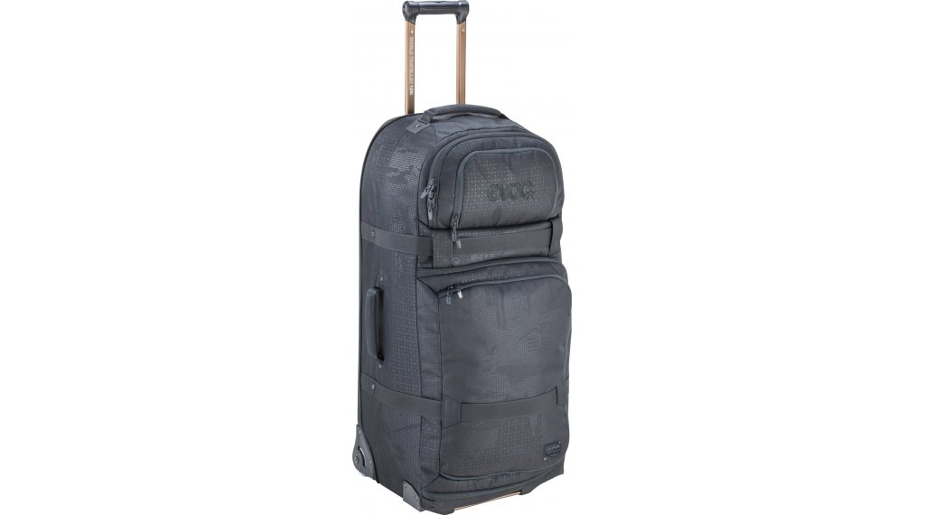 EVOC World Traveler 125L travel bag black 2019