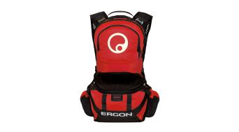 Ergon BE2 Enduro Rucksack Gr. S black/red