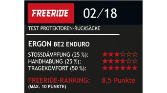 Ergon BE2 Enduro Rucksack Gr. S black