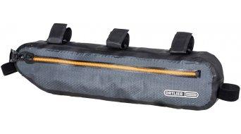 Ortlieb Frame Pack Toptube bolso para cuadro Bikepacking slate (Volumen: 4 Liter)