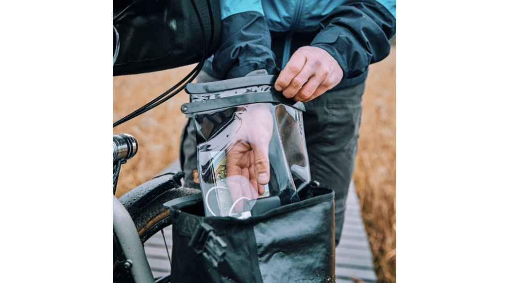 Fidlock Bag Fold Dry Schutztasche 260ml black