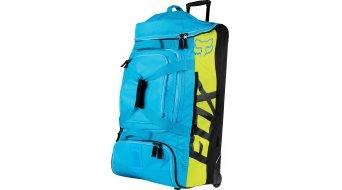 Moderní cestovní tašky pro cyklisty, zde značky FOX