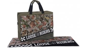 Loose Rider Foliage Camo Dirtbag Gr. unisize brown/grey