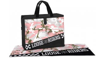Loose Riders Forest Pink Camo Dirtbag Gr. unisize pink